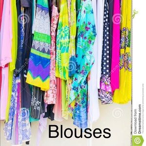 Women's tops and blouses